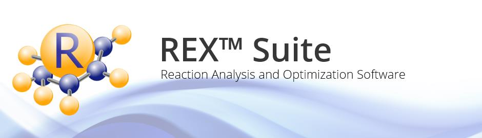 REX is a Kinetic Estimation Software